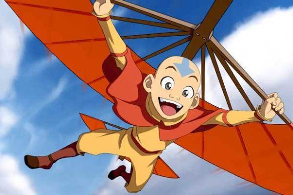 He puts the AANG in Prot-Aang-onist. Wait, let me try again...