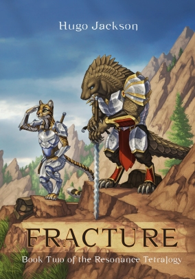 Fracture Front Cover