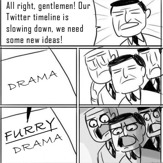 furry drama