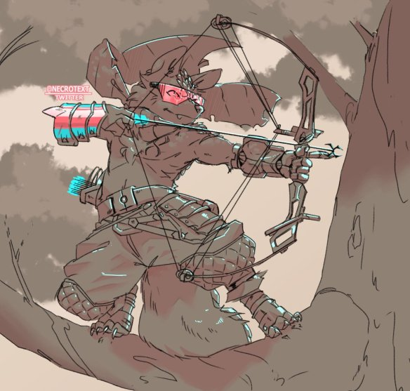 Arch Korps archer